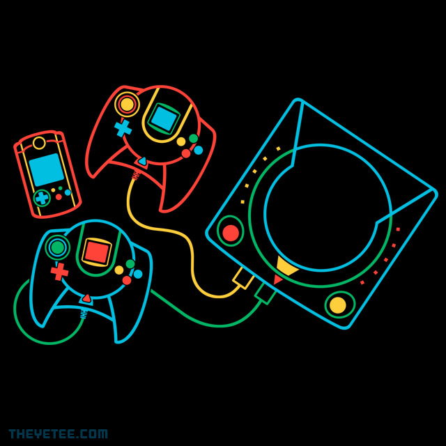 The Yetee: DreamCom