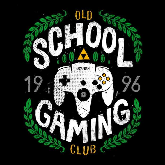 Once Upon a Tee: 64 Gaming Club