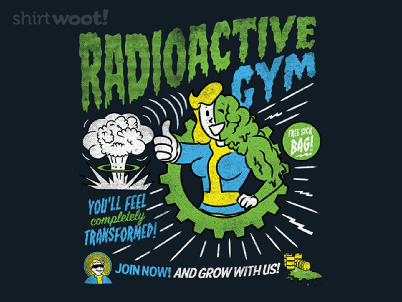 Woot!: Radioactive Gym