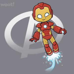 Woot!: Iron Smirk - $15.00 + Free shipping