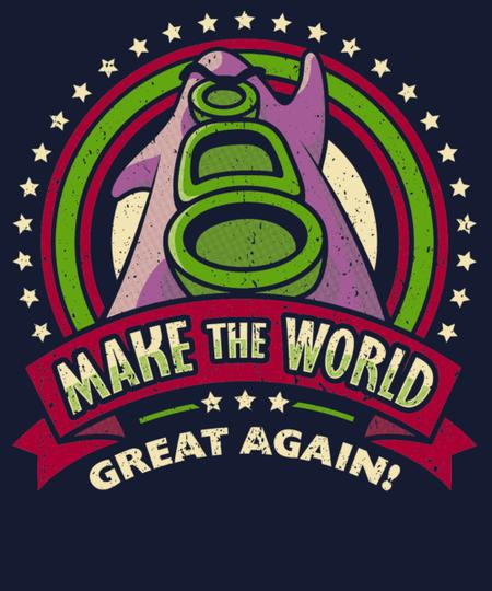 Qwertee: Make the World Great Again