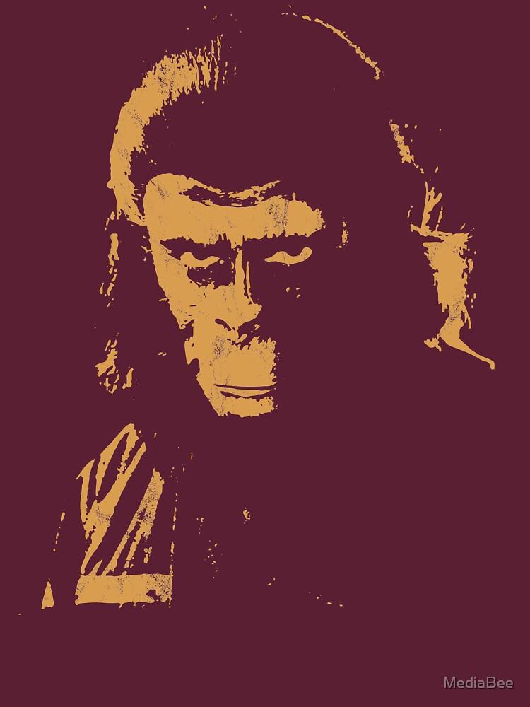 RedBubble: Caesar Ape Classic Yellow 1968