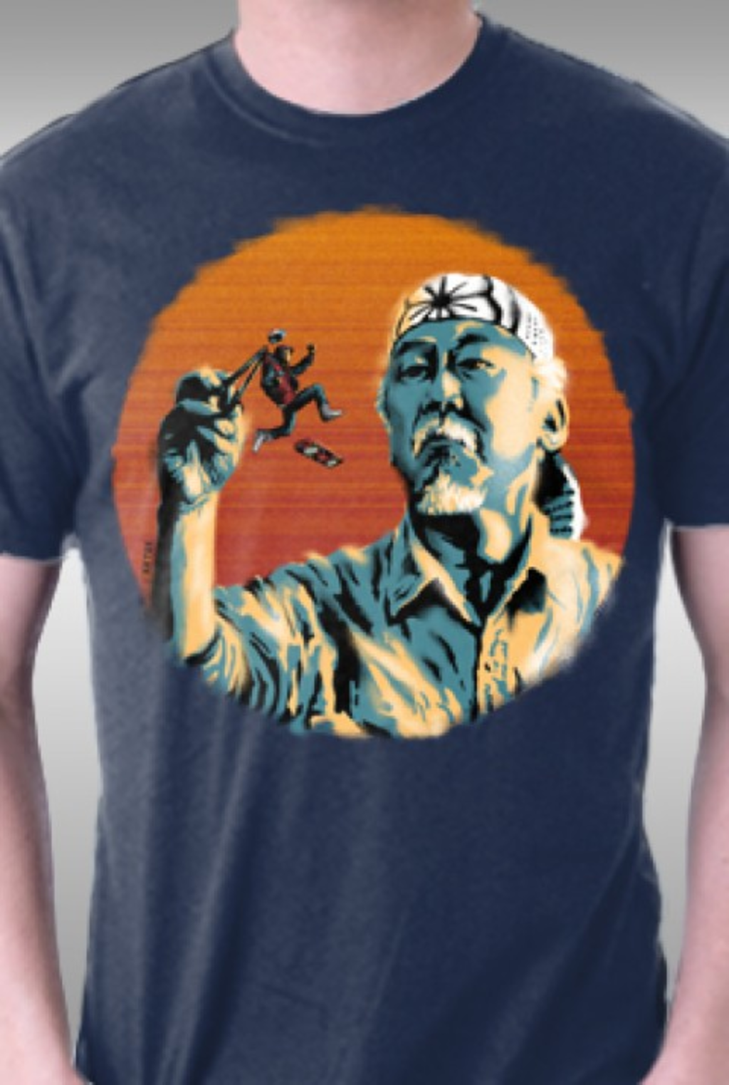 TeeFury: Man Who Catch Fly