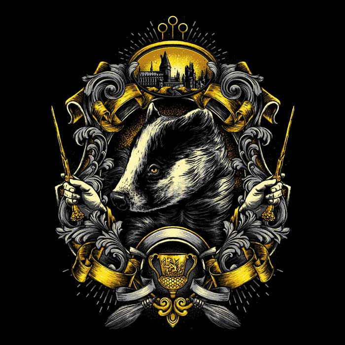 Once Upon a Tee: Crest of the Loyal