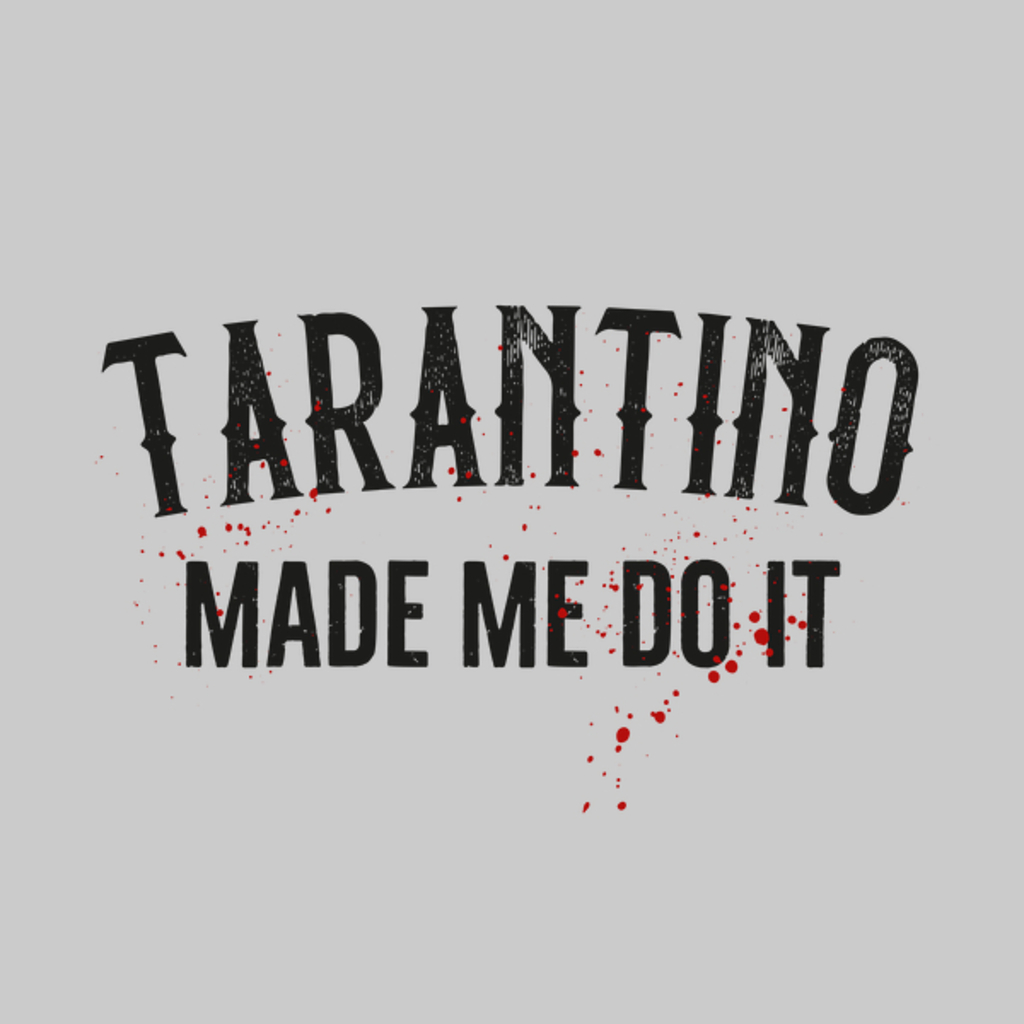 NeatoShop: Tarantino made me do it