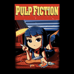 TeeTurtle: Pulp Fiction