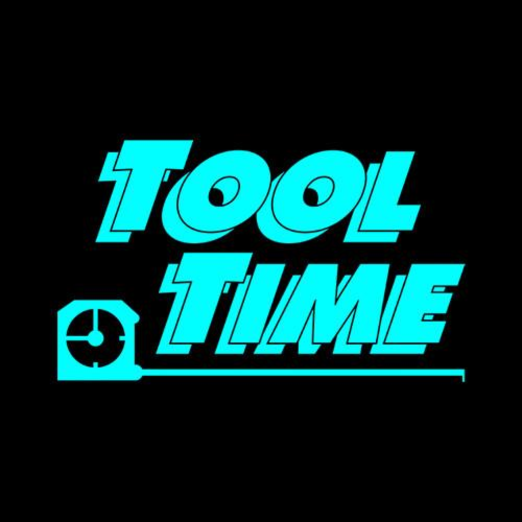 Five Finger Tees: Tool Time T-Shirt
