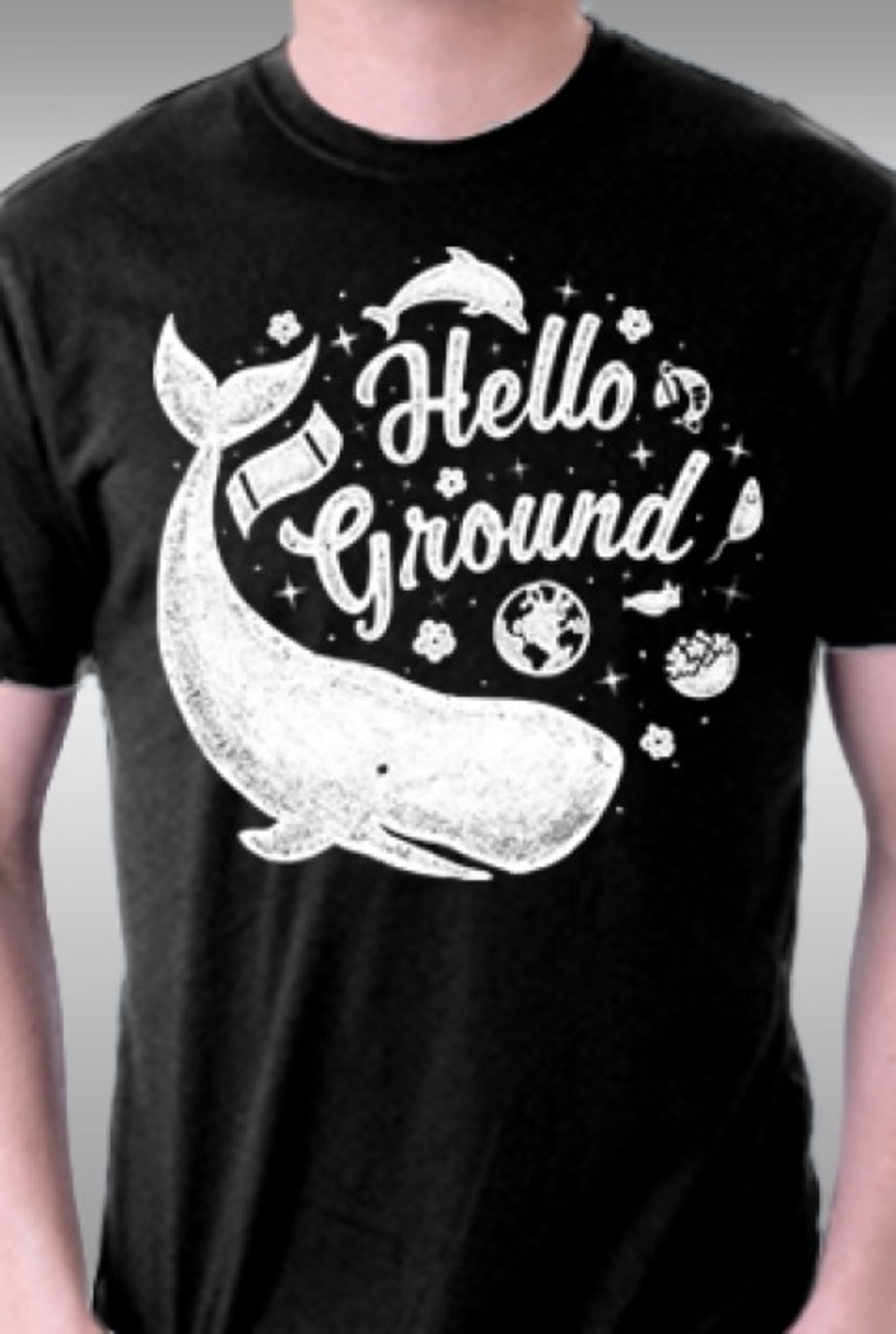TeeFury: Hello Ground