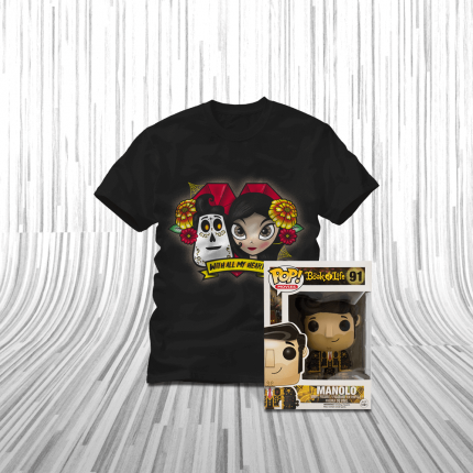 ShirtPunch: Book of Life Bundle