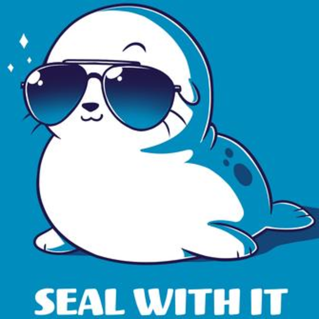 TeeTurtle: Seal With It