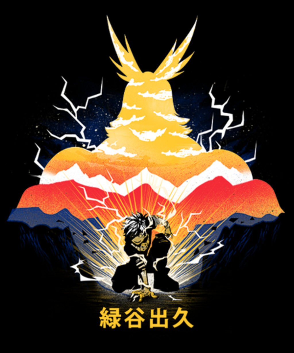 Qwertee: You can be a Hero