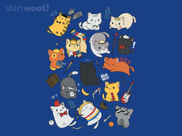 Woot!: Timelord Kittens