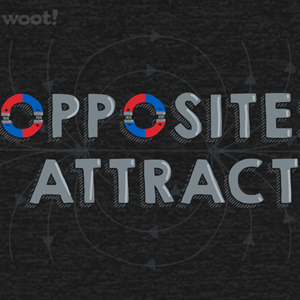 Woot!: Opposites Attract