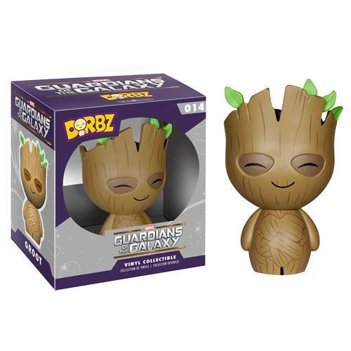 Pop Vulture: Dorbz - Guardians of the Galaxy - Groot # 014