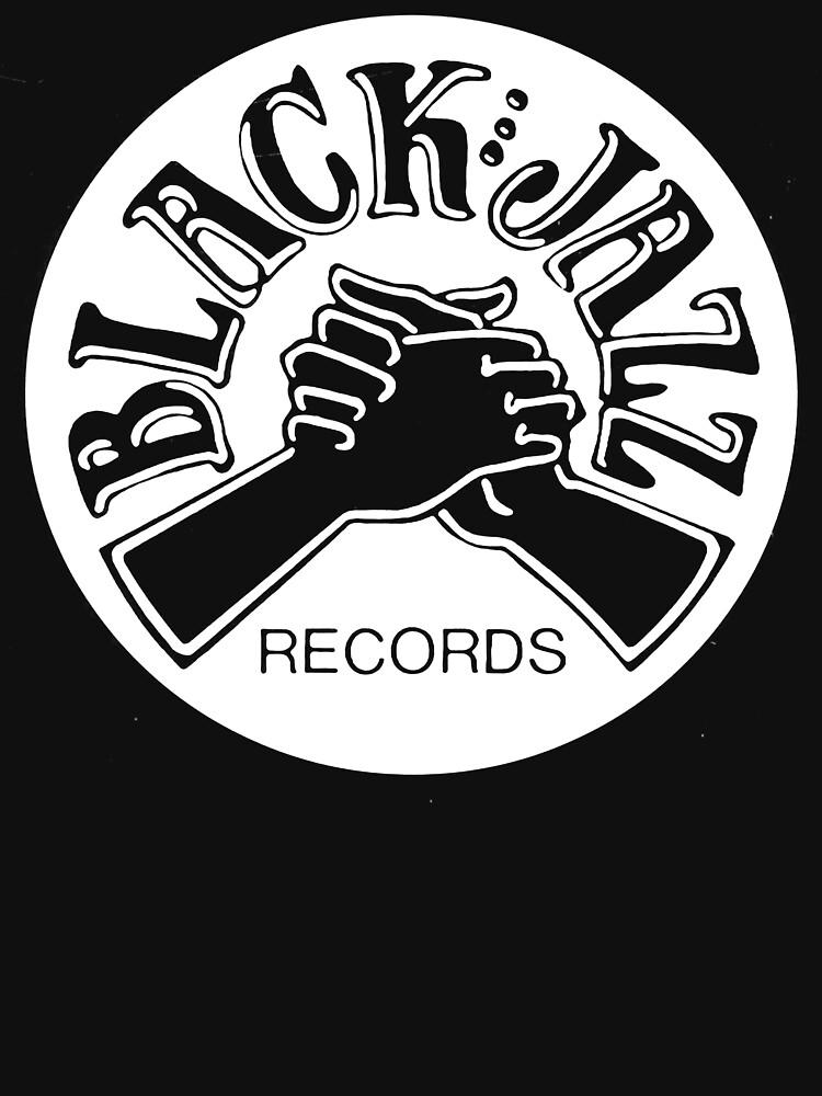 RedBubble: Black Jazz Records