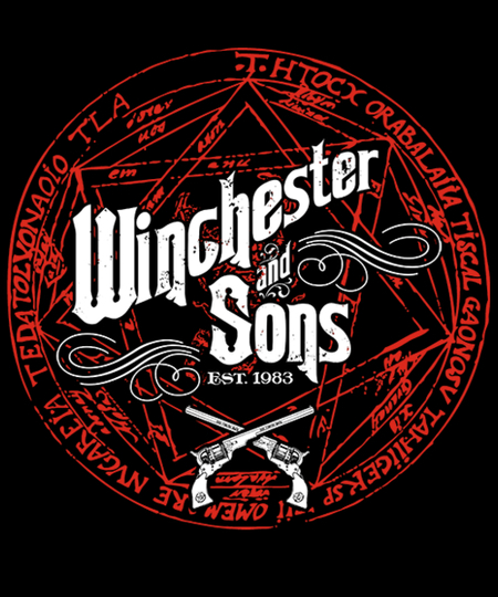 Qwertee: Winchester & Sons