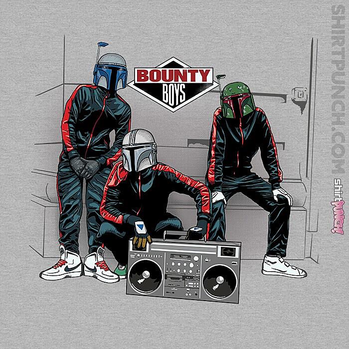 ShirtPunch: The Bounty Boys