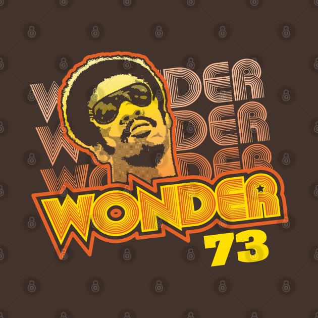 TeePublic: Stevie Wonder 73