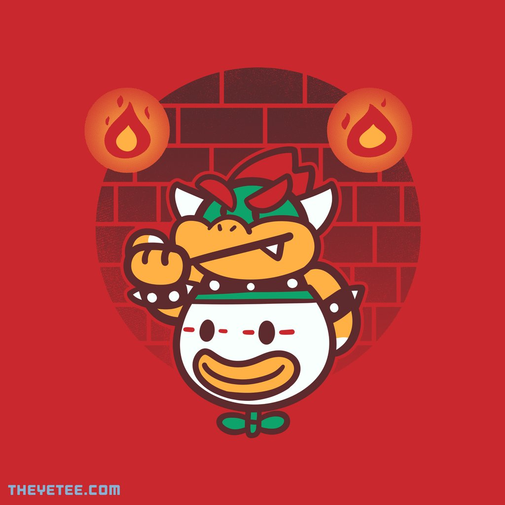 The Yetee: Fire Toitle by Jaime Ugarte