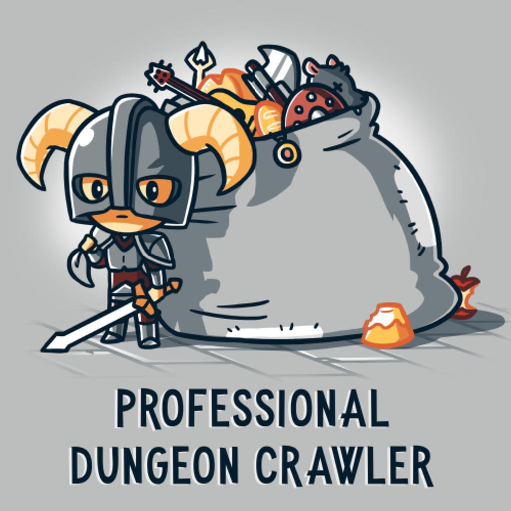 TeeTurtle: Professional Dungeon Crawler