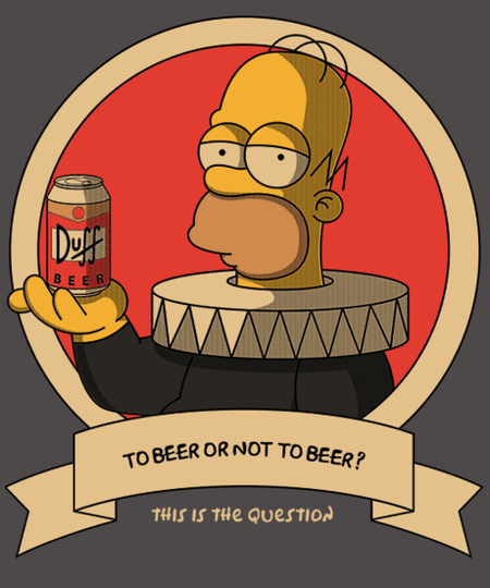 Qwertee: To beer or not to beer?