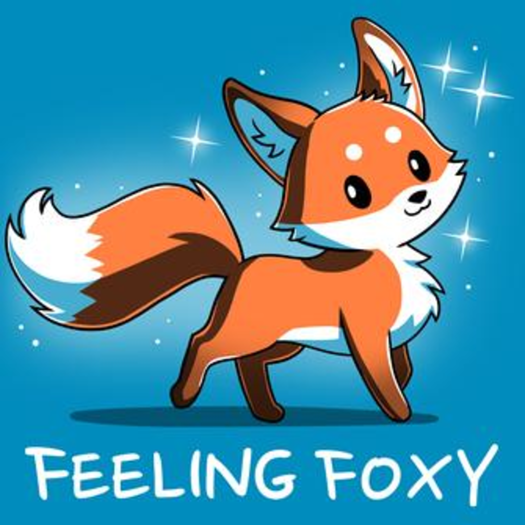 TeeTurtle: Feeling Foxy