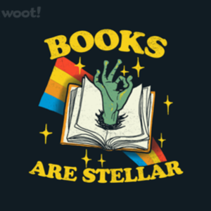 Woot!: Books Are Stellar