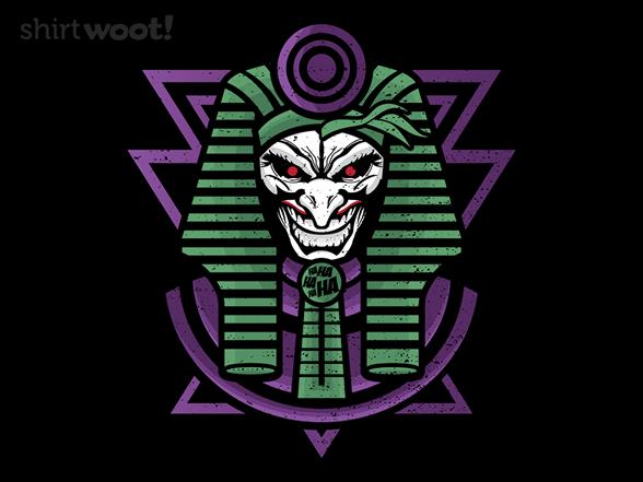 Woot!: Joking Tut