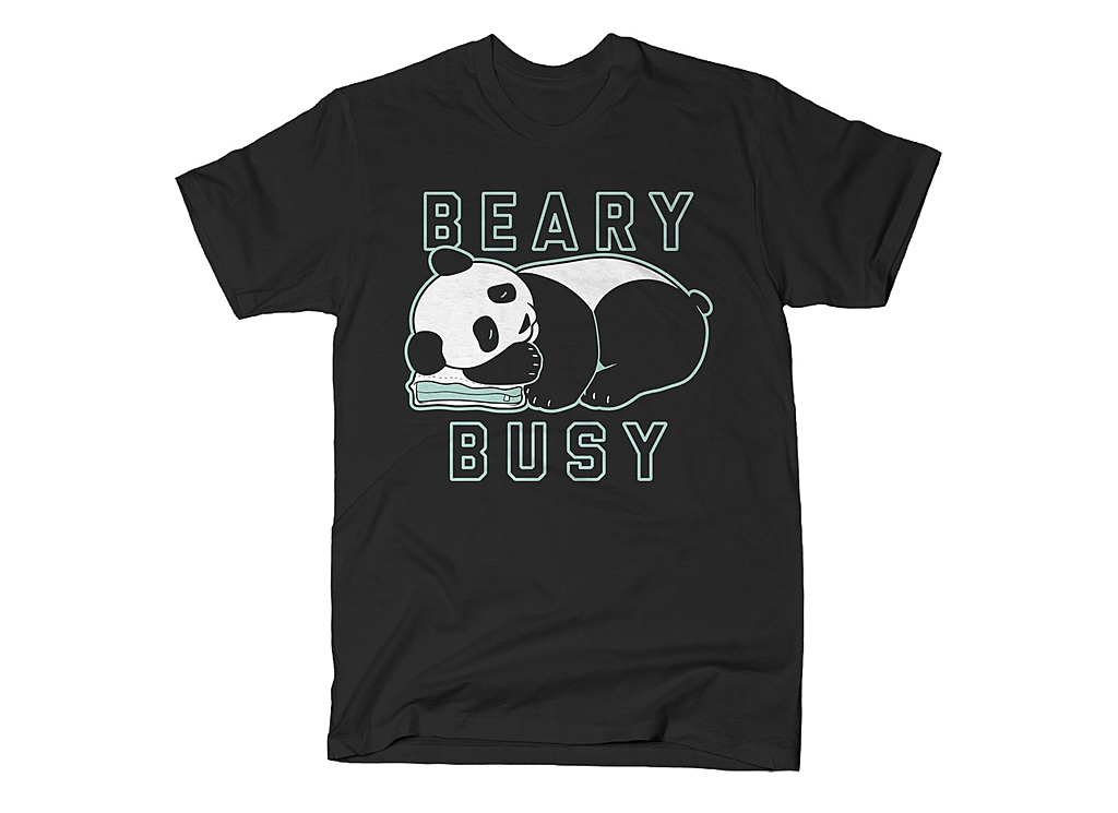 SnorgTees: Beary Busy