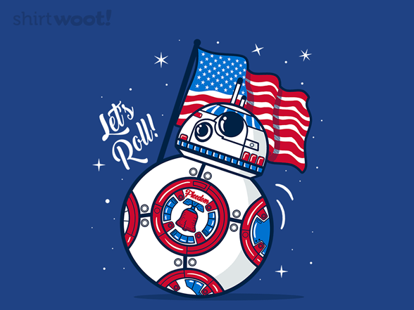 Woot!: Red, White, and BB-Blue - $8.00 + $5 ground shipping