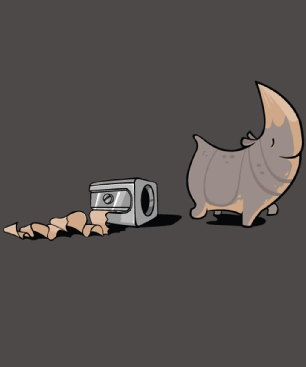 Qwertee: Rhino