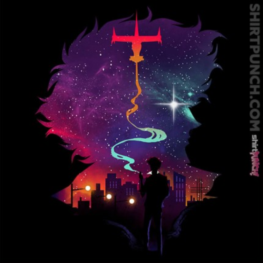 ShirtPunch: See you in space