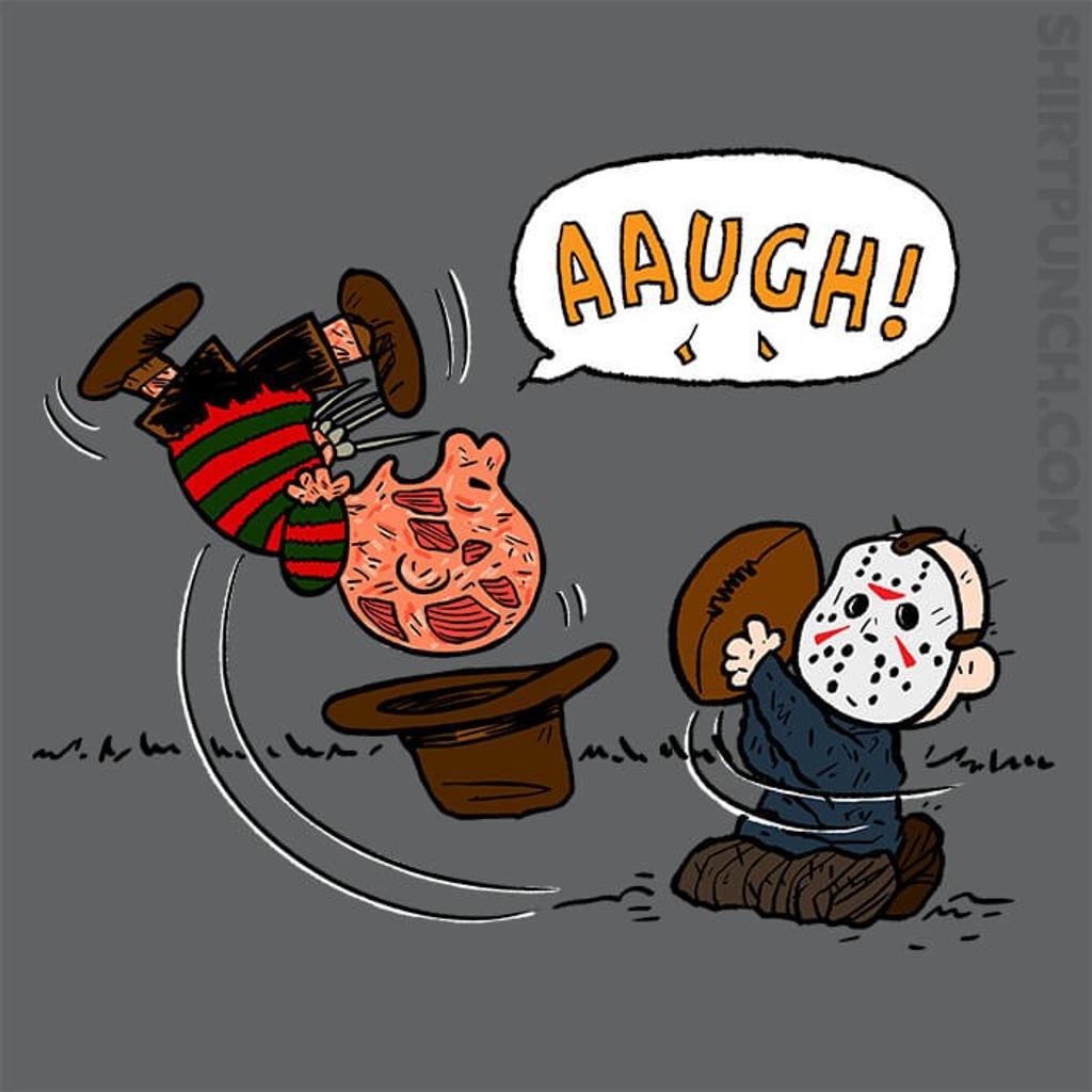 ShirtPunch: Freddy, You Blockhead!