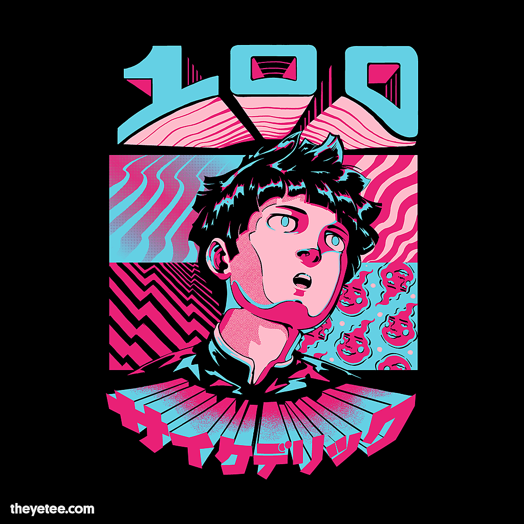 The Yetee: Psycho head 100