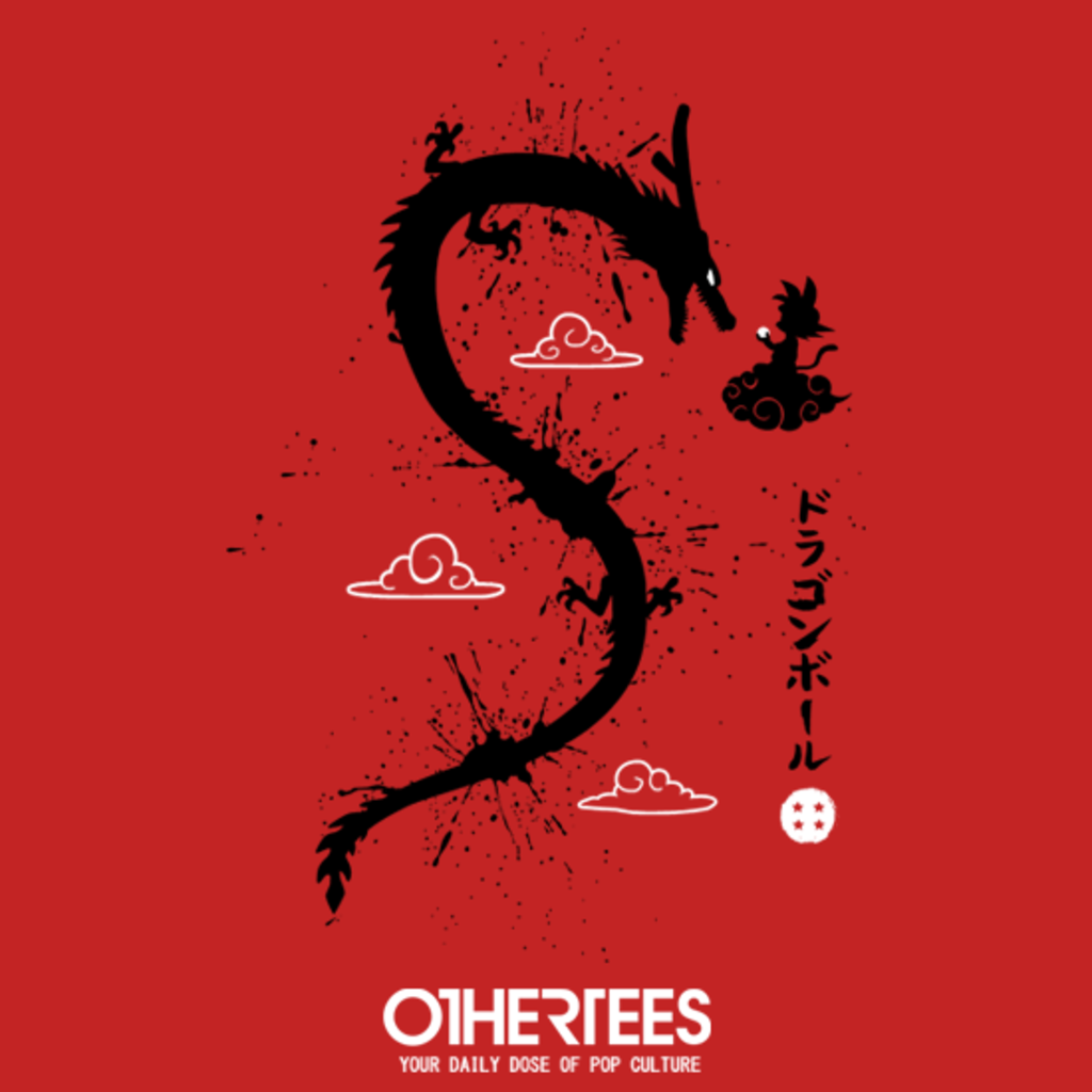 OtherTees: Mystic Dragon