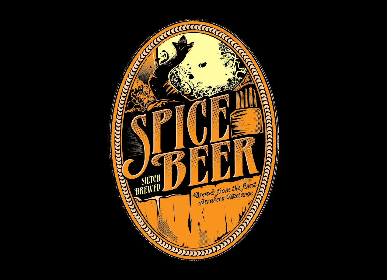 Threadless: Spice Beer