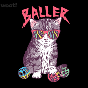 Woot!: Baller