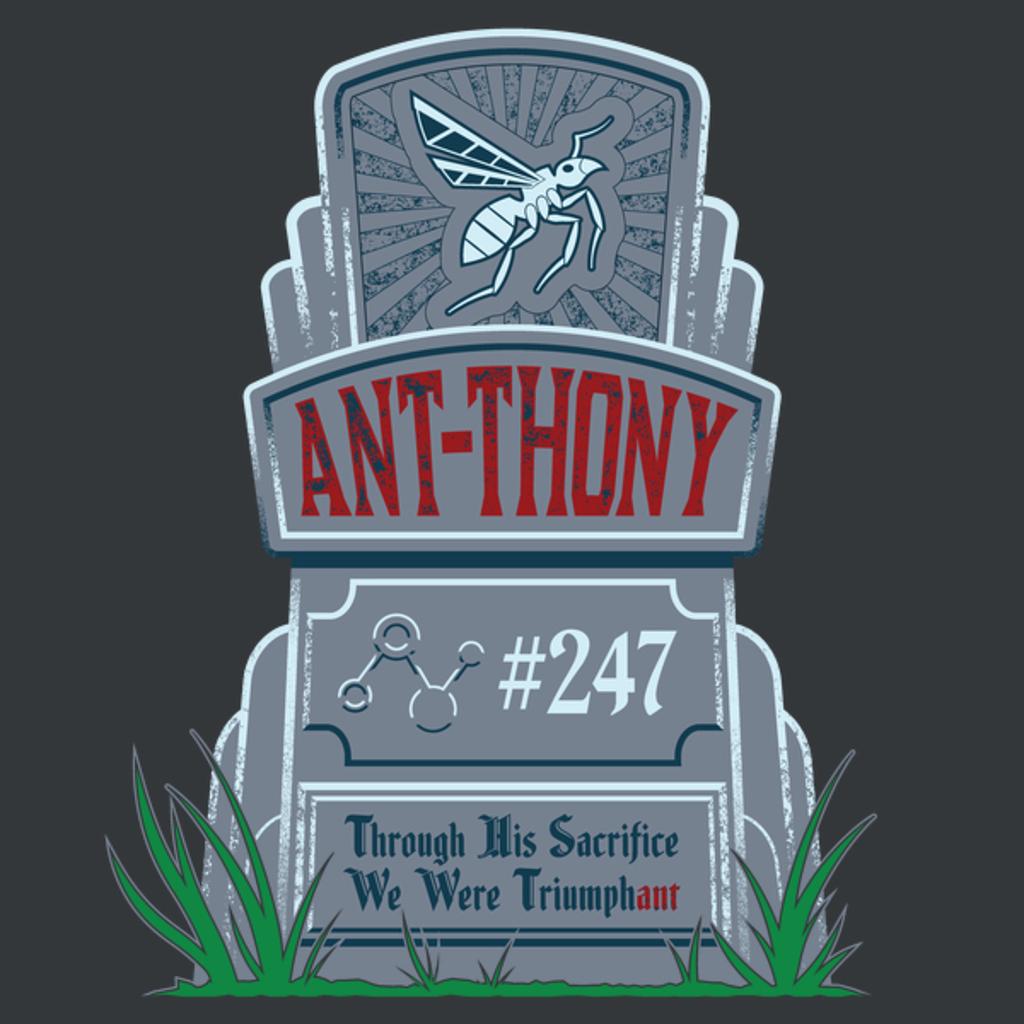 NeatoShop: Triumphant Ant-thony