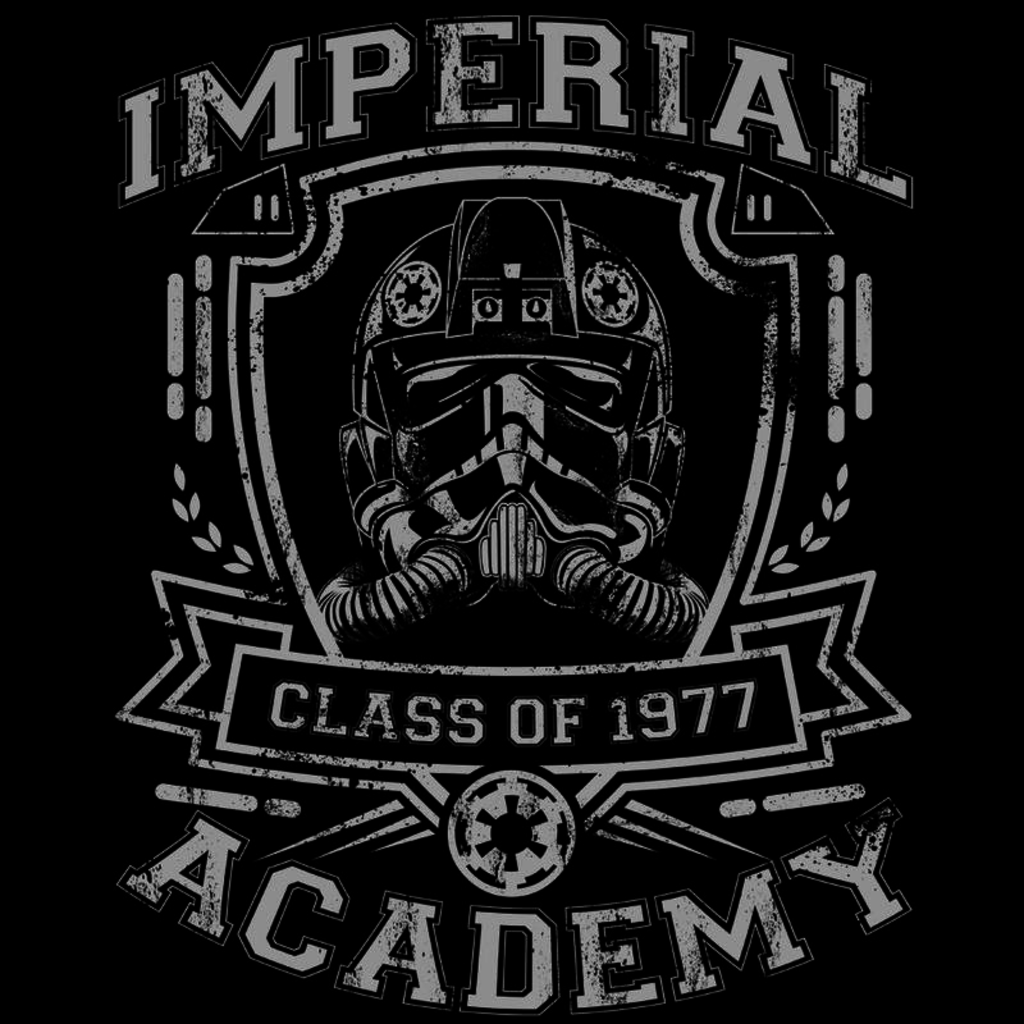 Curious Rebel: Imperial Academy 1977 TIE