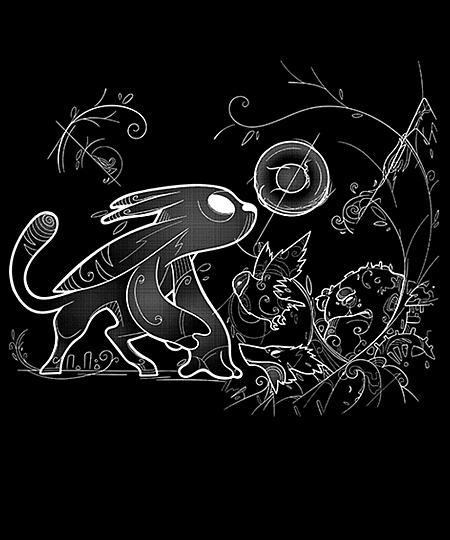Qwertee: Will of the Wisps