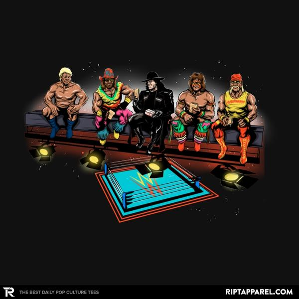 Ript: Wrestlers Break