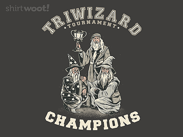 Woot!: Triwizard Tournament Champs