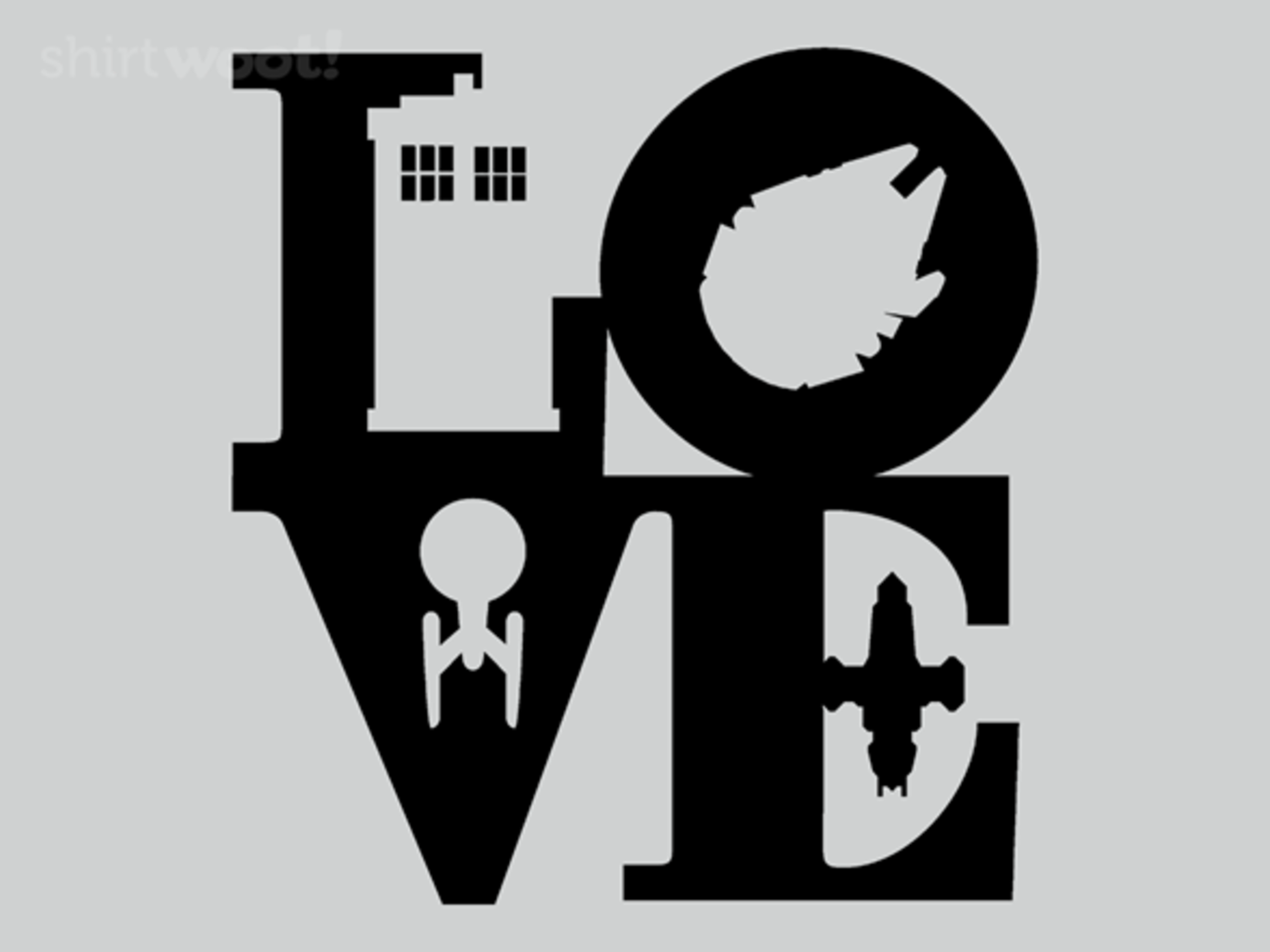 Woot!: I Love Scifi
