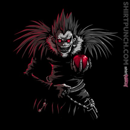 ShirtPunch: Ryuk by Night