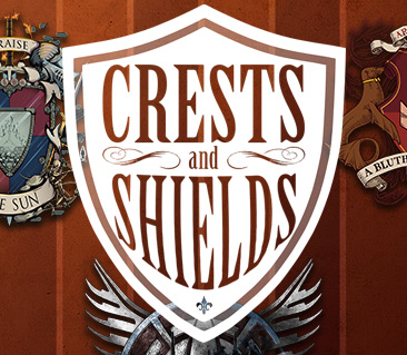 TeeFury: Crests and Shields Collection