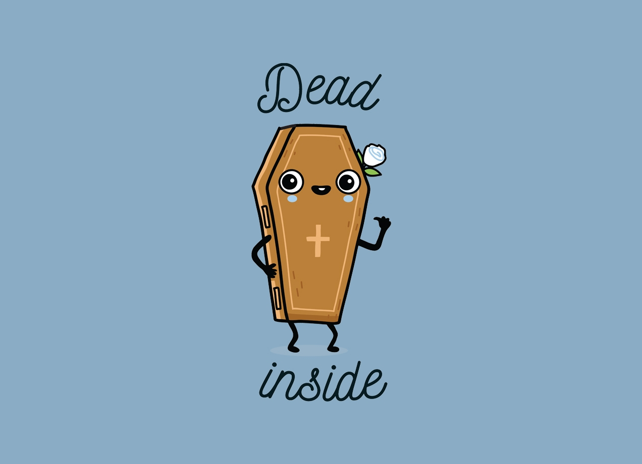 Threadless: Dead inside