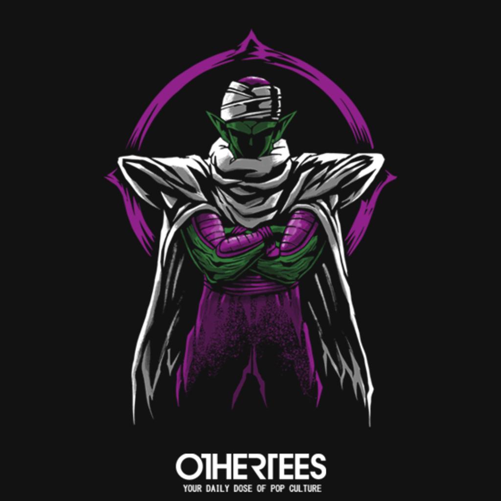 OtherTees: Namekian Warrior