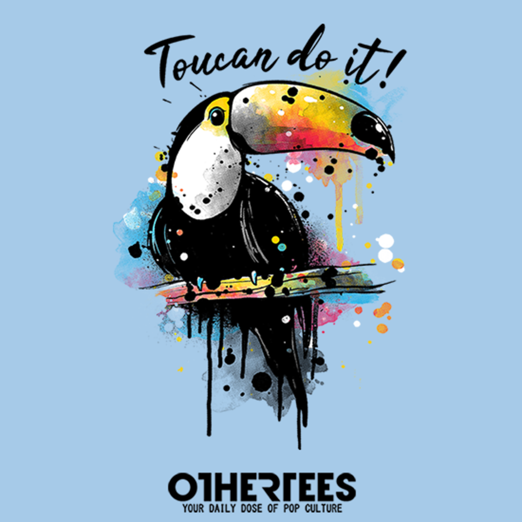OtherTees: Toucan do it