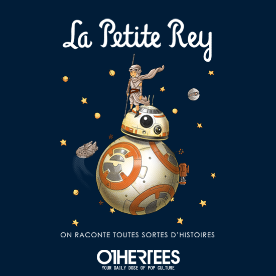 OtherTees: La Petite Rey