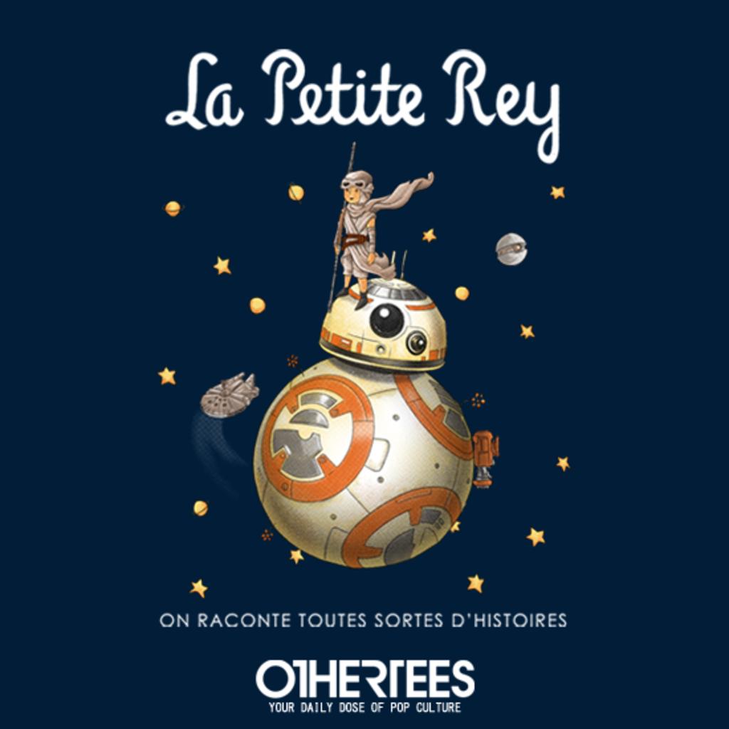 OtherTees: La Petite Rey